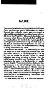 Cover of: Jackie