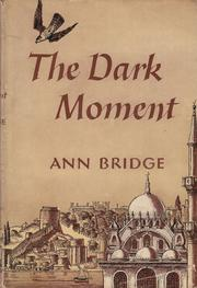 Cover of: The dark moment