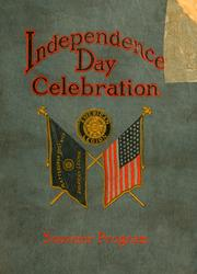 Cover of: Independence Day celebration |