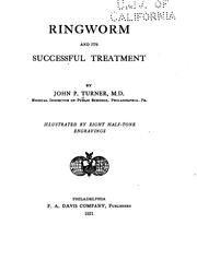 Cover of: Ringworm and its successful treatment