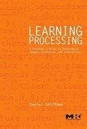 Cover of: Learning Processing | Daniel Shiffman