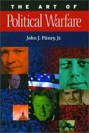 Cover of: The Art of Political Warfare