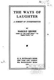 Cover of: The way of laughter