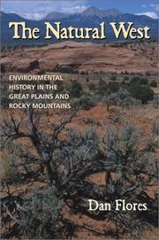 Cover of: The Natural West