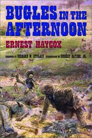 Cover of: Bugles in the afternoon | Ernest Haycox