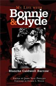 Cover of: My Life With Bonnie And Clyde
