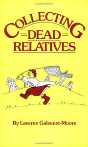 Cover of: Collecting Dead Relatives