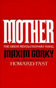 Cover of: Mother: a novel in two parts