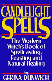 Cover of: Candlelight spells