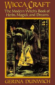 Cover of: Wicca craft