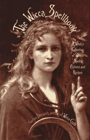Cover of: The Wicca Spellbook