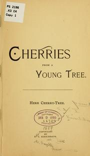 Cover of: Cherries from a young tree