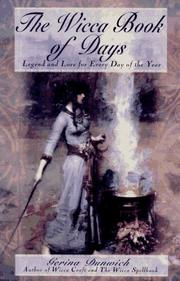 Cover of: The Wicca Book Of Days
