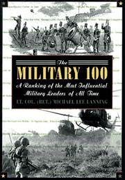 Cover of: The Military 100