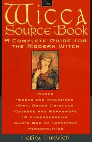 Cover of: The Wicca source book