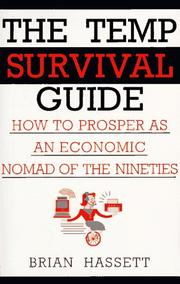 Cover of: The Temp Survival Guide