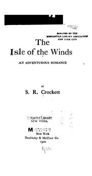 Cover of: The Isle of the Winds: an adventurous romance