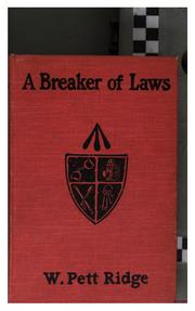 Cover of: A breaker of laws