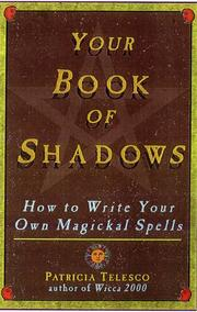 Cover of: Your Book Of Shadows