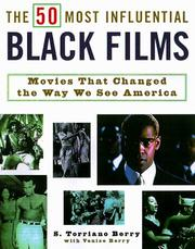 Cover of: The fifty most influential Black films