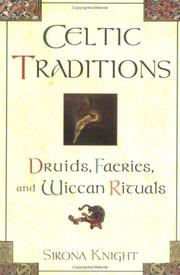 Cover of: Celtic traditions by Sirona Knight