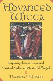 Cover of: Advanced Wicca