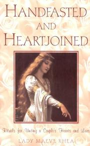 Cover of: Handfasted And Heartjoined