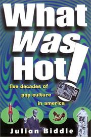 Cover of: What Was Hot!