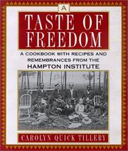 Cover of: A Taste Of Freedom