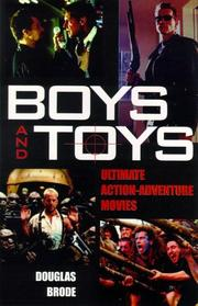 Cover of: Boys and Toys