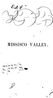 Cover of: History of the Missisco Valley | Samuel Sumner