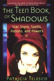 Cover of: The teen book of shadows