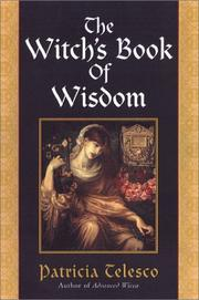 Cover of: The witch's book of wisdom