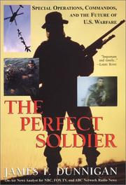 Cover of: The Perfect Soldier