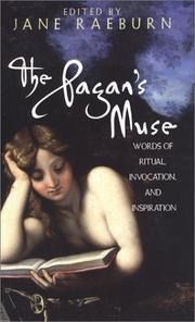 Cover of: The Pagan's Muse: Words of Ritual, Invocation, and Inspiration