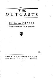 Cover of: The outcasts