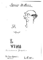 Cover of: Il vino