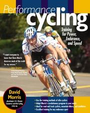Cover of: Performance Cycling  | David Morris
