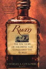 Cover of: Rum