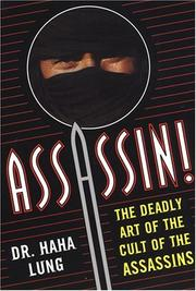 Cover of: Assassin! The Deadly Art of the Cult of the Assassins