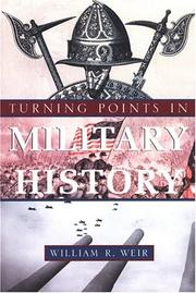 Cover of: Turning Points In Military History