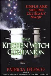 Cover of: The kitchen witch companion