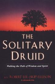 Cover of: The Solitary Druid