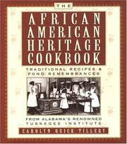 Cover of: The African-American Heritage Cookbook