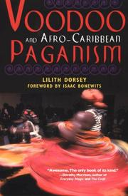 Cover of: Voodoo and Afro-Caribbean Paganism