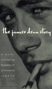 Cover of: The James Dean story