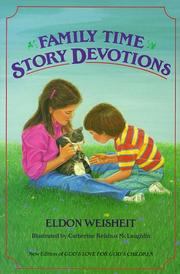 Cover of: Family time story devotions