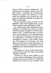 Cover of: Límites con Chile