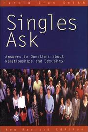 Cover of: Singles ask | Harold Ivan Smith