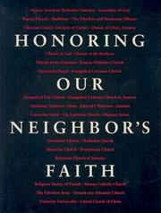 Cover of: Honoring our neighbor